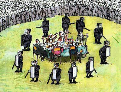 Αι Σιχτίρ στους ευρωληστές που θέλουν να κλέψουν τις καταθέσεις, τις συντάξεις, τους μισθούς, το παρόν και το μέλλον της Ελλάδας.