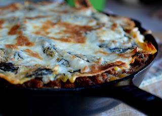 Comfort Food: Lasagna