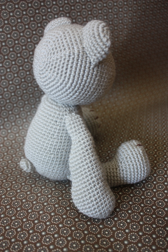Crochet Teddy Bear : ... amigurumi patterns amigurumi teddy bears crochet teddy bear pattern
