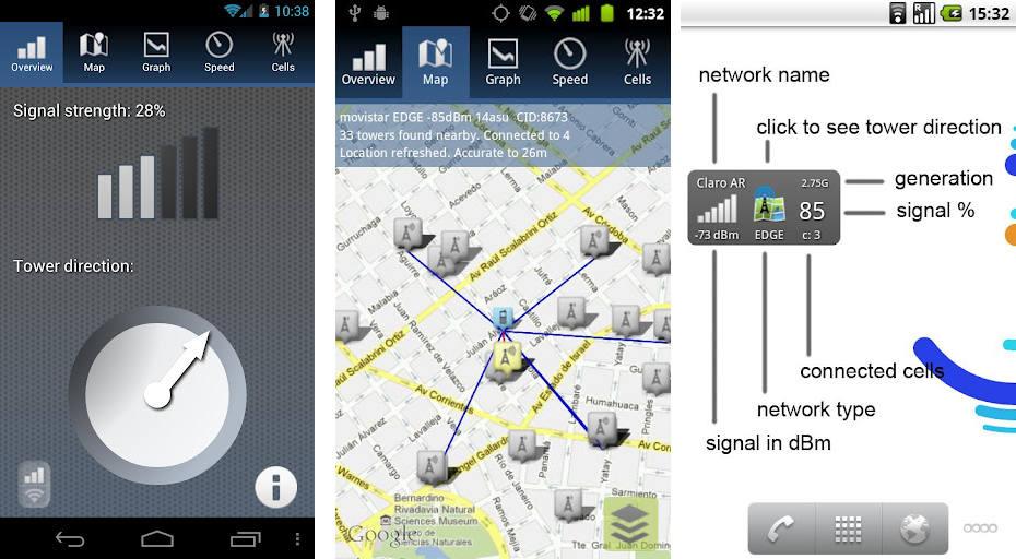 Ứng dụng giúp tăng cường tín hiệu wifi cho Android