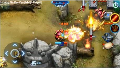 game bang bang mobile