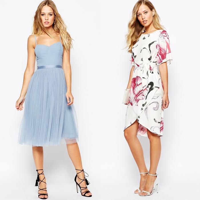 Модные летние платья 2017-2018 год