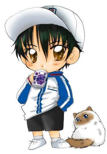 Anime blog: Chibi Anime Boy