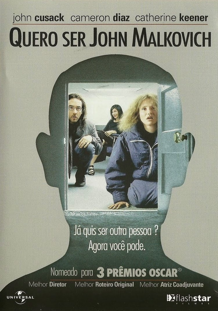 Quero Ser John Malkovich – Legendado (1999)