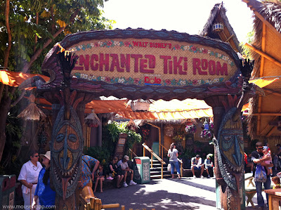 Enchanted Tiki Room Disneyland Dole Whip Whips pineapple