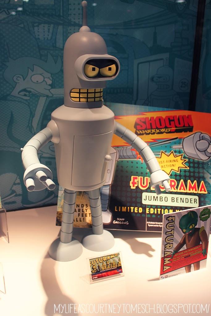 San Diego Comic Con 2013 Fururama