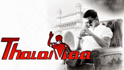 Poster Of Thalaivaa (2013) In hindi dubbed 300MB Compressed Small Size Pc Movie Free Download Only At worldfree4u.com