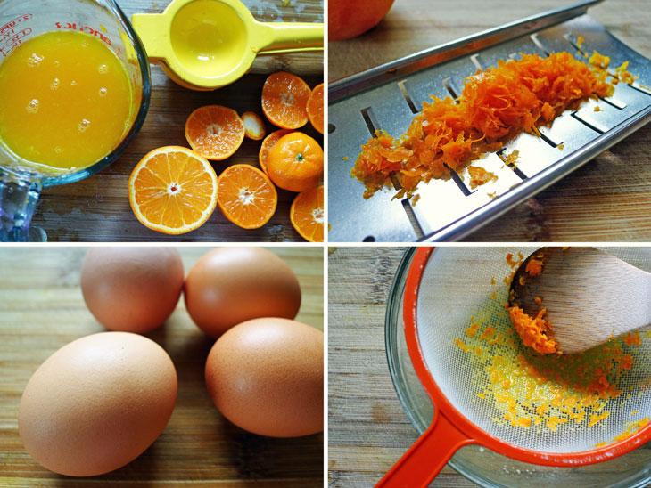 Cooking Weekends: Flan De Naranja; Orange Flan
