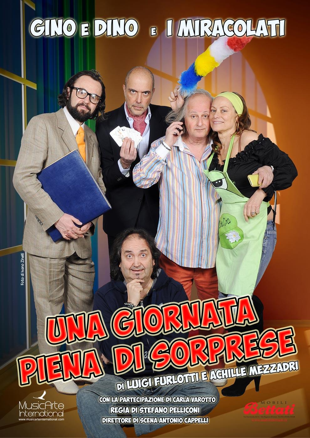 """""""UNA GIORNATA PIENA DI SORPRESE"""""""