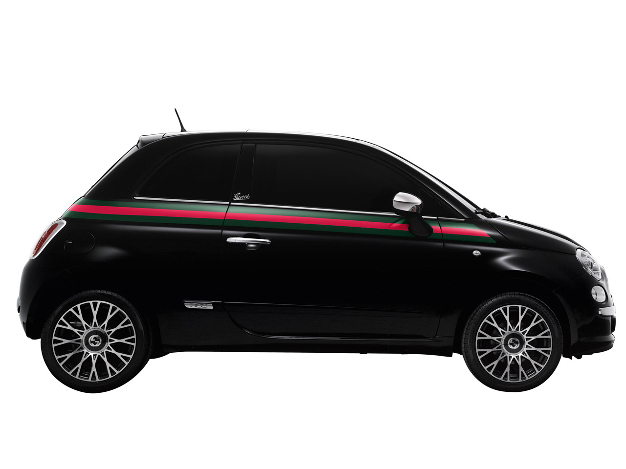 fiat 500 by gucci the car club. Black Bedroom Furniture Sets. Home Design Ideas