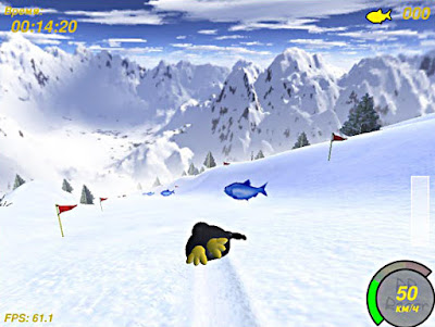 planet penguin racer linux