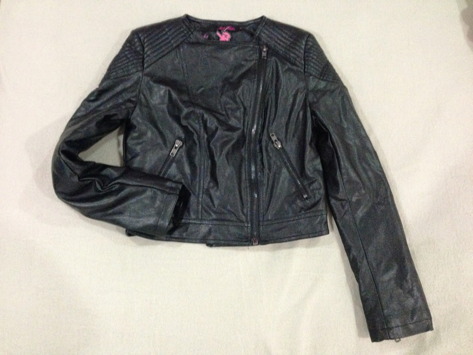 Motel Rocks Jazz PU Jacket