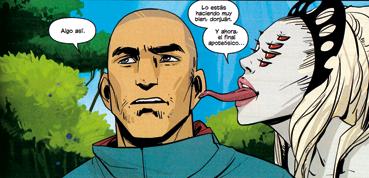 Saga de Brian K. Vaughan y Fiona Staples, edita Planeta Deagostini comic culebrón intergaláctico
