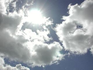 Imagen de las nubes