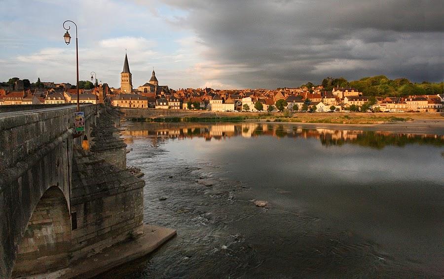 La Charitie-sur-Loire, France, Loire