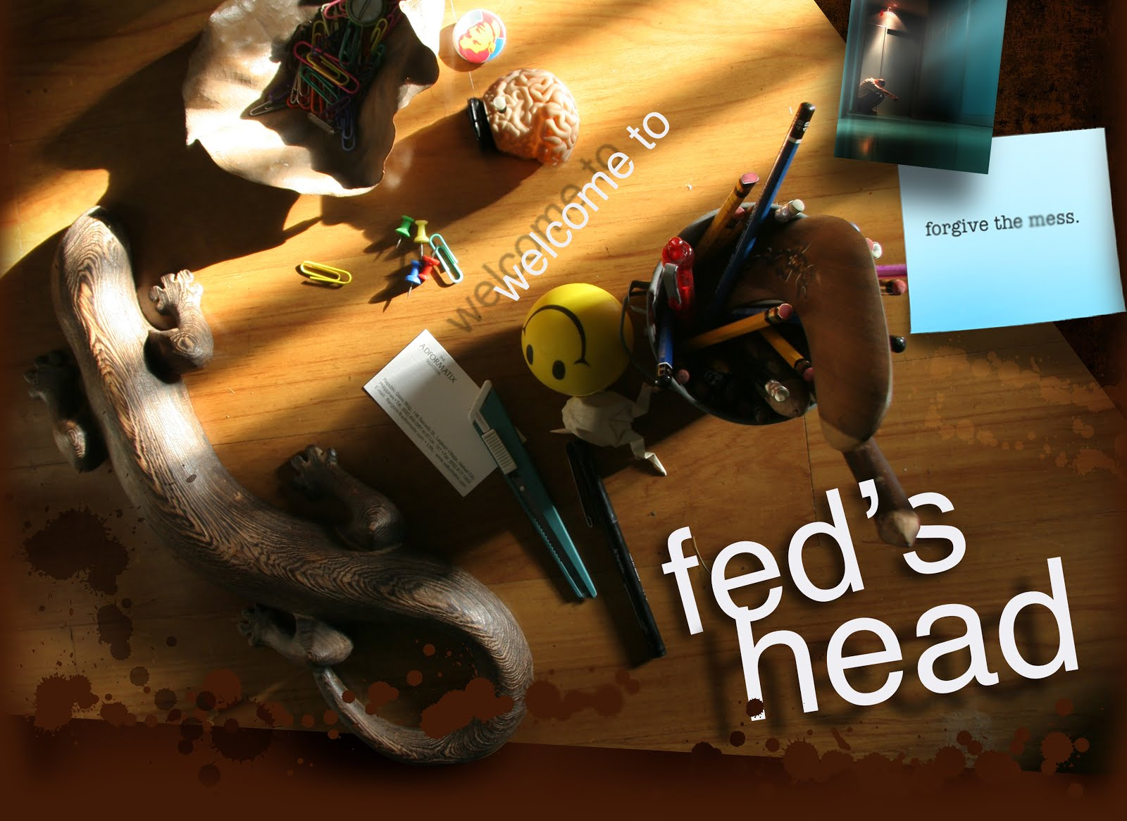 welcome to fed's head