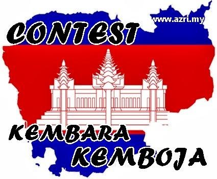 http://www.azri.my/2014/01/contest-kembara-kemboja.html