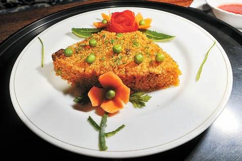 Quinua a la valenciana el chef dice - Escuela de cocina azafran ...