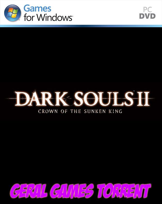 Dark Souls II Crown of the Sunken King - PC JOGO & DLC