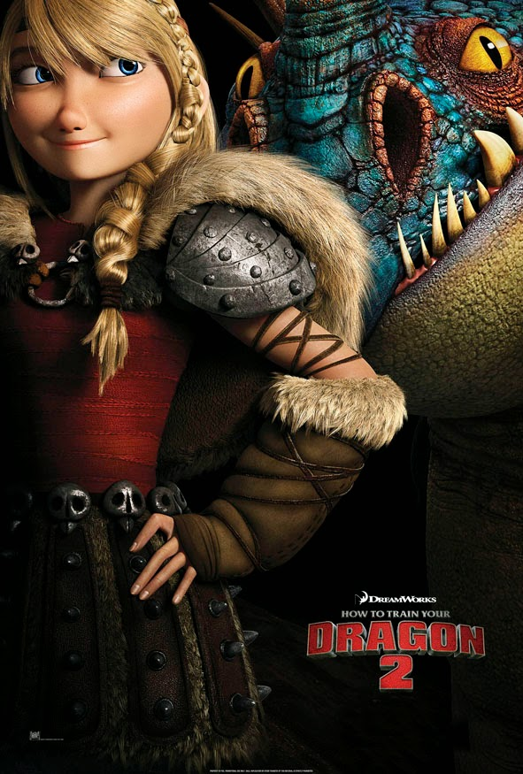 How to Train Your dragon 2 - Jak wytresować smoka 2 - 2014