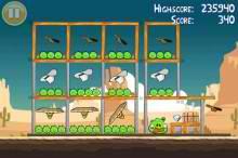 Angry Birds Golden Egg Tips - Egg #18