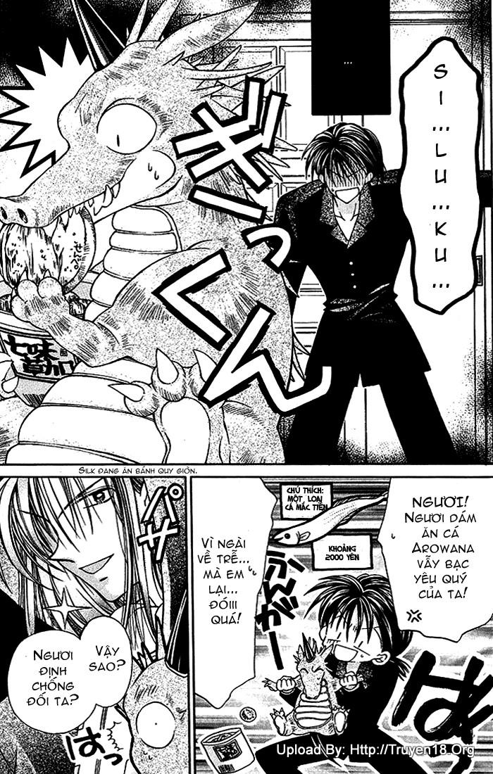 Kamikaze Kaitou Jeanne chap 30.Extra 2 Trang 5