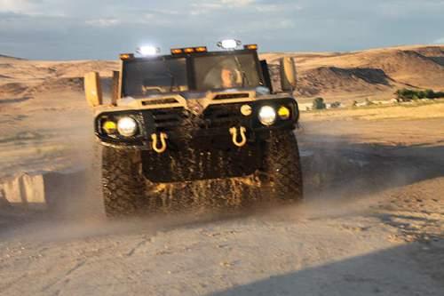 transportasi pasukan darat