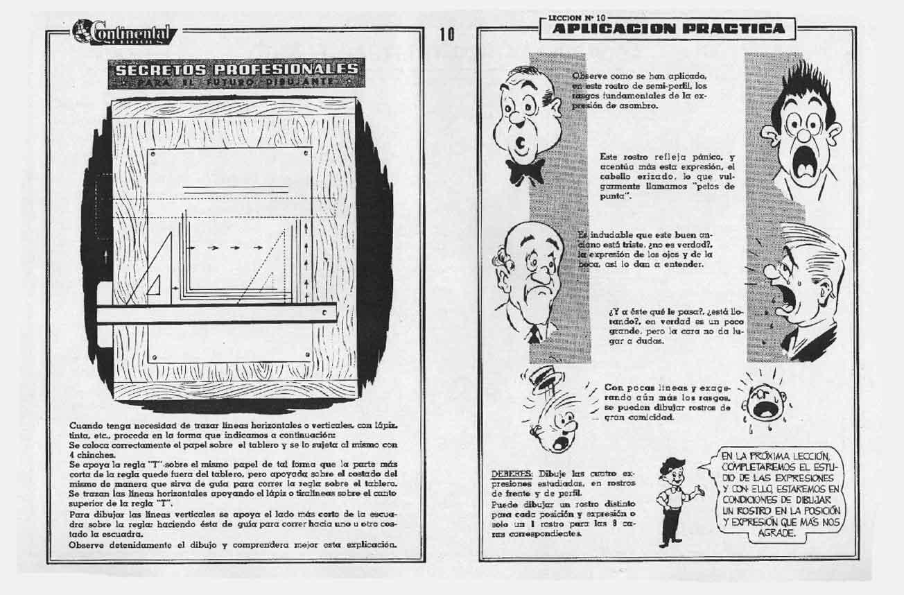 Curso de Dibujo Online [Continental School] Parte 1