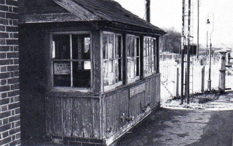 Brockhurst Signal cabin