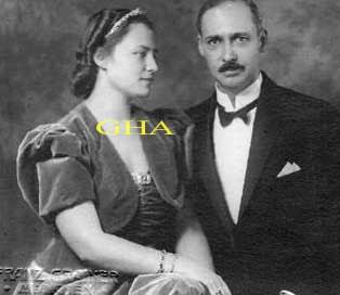 Gottfried d'Autriche-Toscane et Dorothea de Bavière
