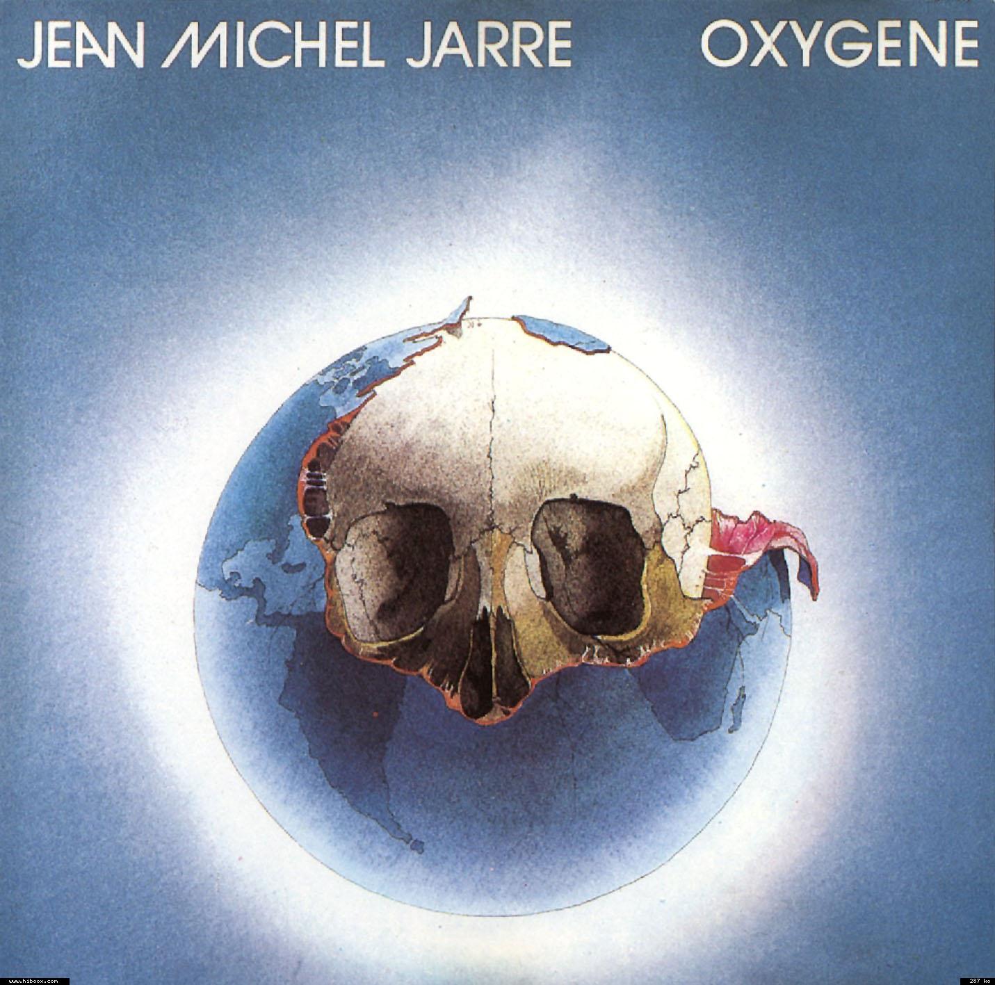 Michel Granger pour Jean-Michel Jarre