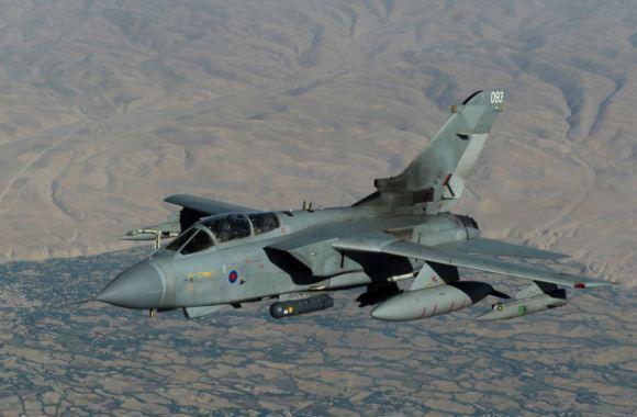 Tornado GR4 RAF