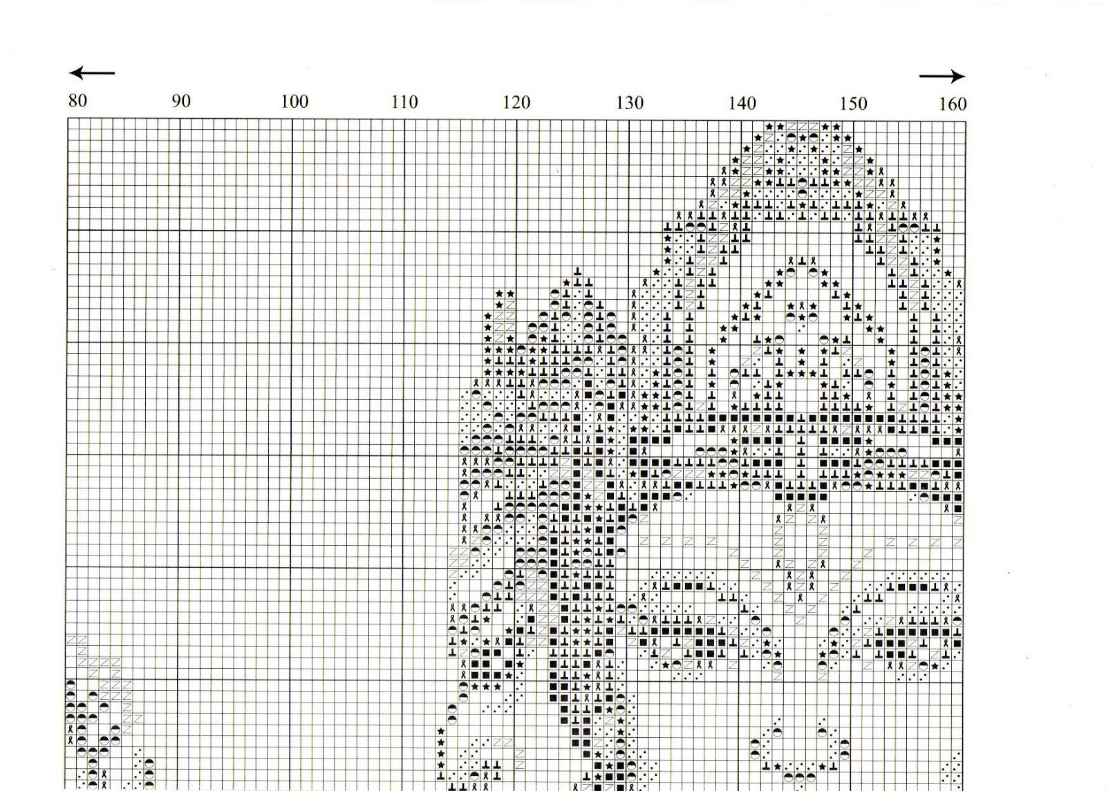 Схемы для вышивки индия 1146
