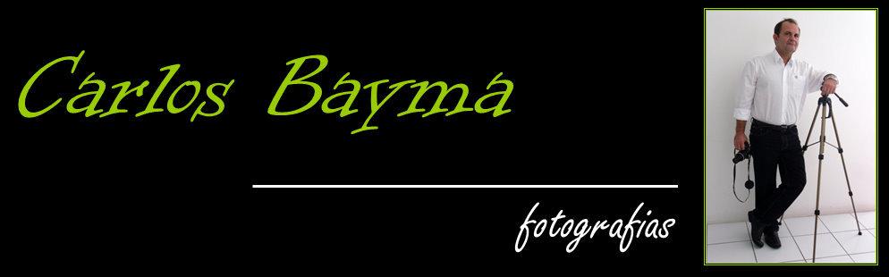 Carlos Bayma - Fotografias