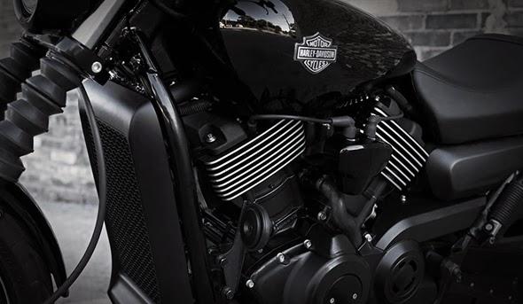 Spesifikasi dan Harga Harley Davidson Street 750 dan Street 500