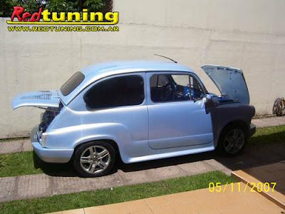Fiat 600 enchulado