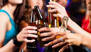 Consumo compulsivo de álcool na adolescência prejudica o cérebro