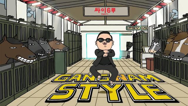 PSY Gangnam Style Imágenes de Fondo en HD