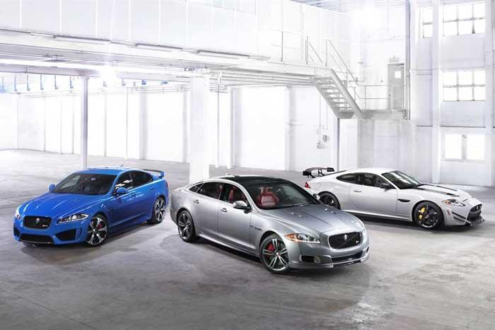 "Anuncian tres nuevos modelos ""R"" de Jaguar"