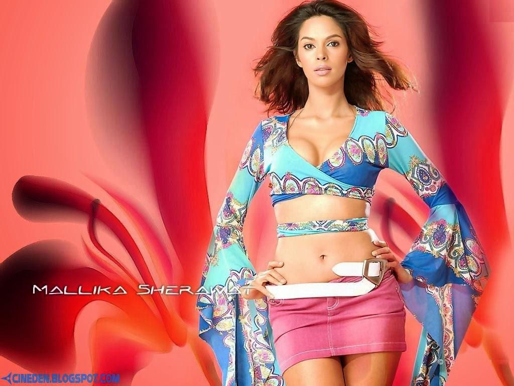 Mallika Sherawat becomes nostalgic - CineDen