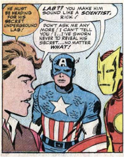 Bronze Age Babies: Stepbrothers -- Fantastic Four #25