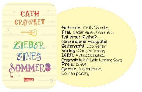 http://www.amazon.de/Lieder-eines-Sommers-Cath-Crowley/dp/3551582807/ref=sr_1_1?ie=UTF8&qid=1409854196&sr=8-1&keywords=Lieder+eines+Sommers