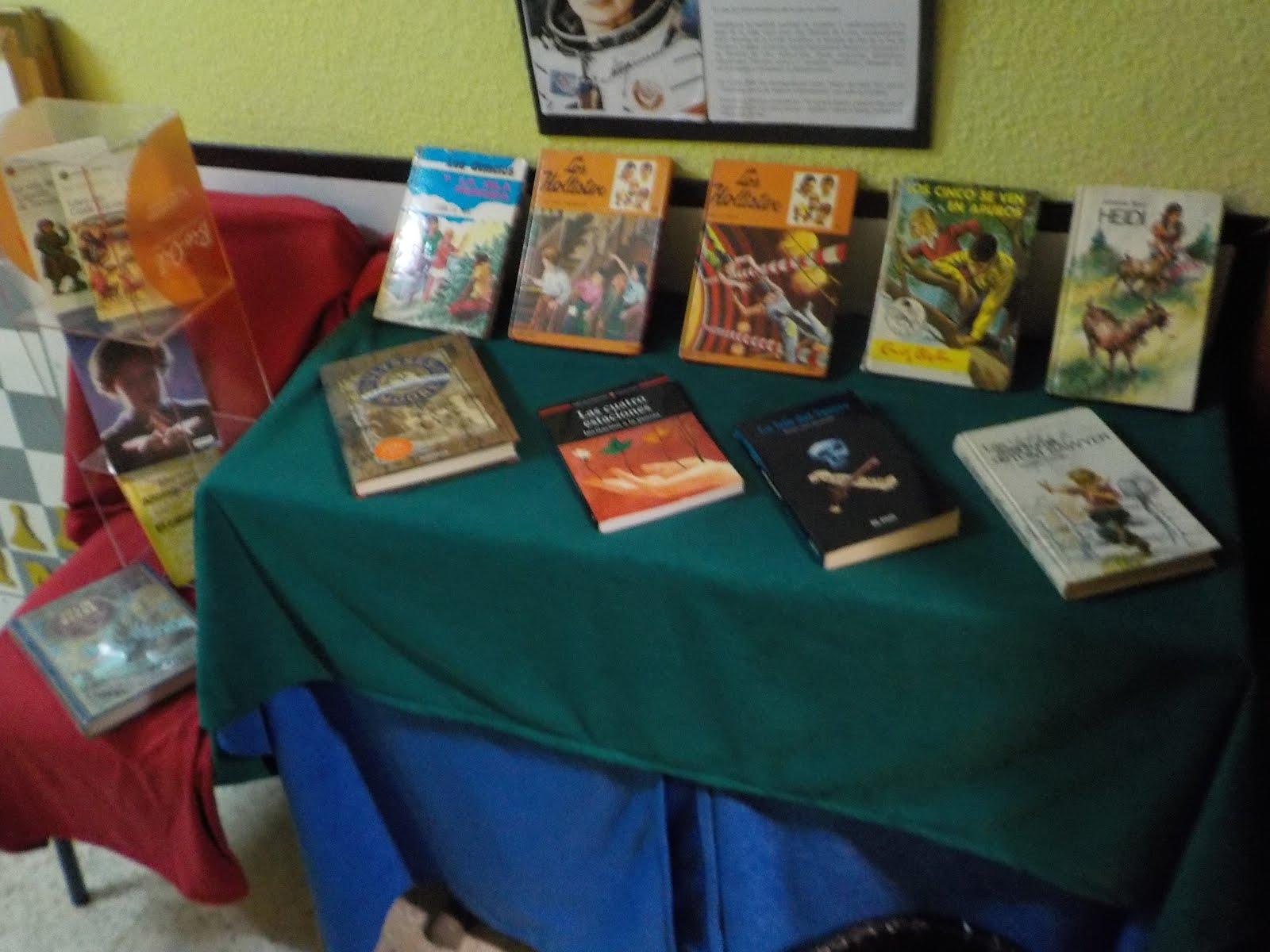 Book box del AMPA