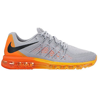 Sports authority coupon 25%: Nike Men's Air Max 2015 Running Shoes