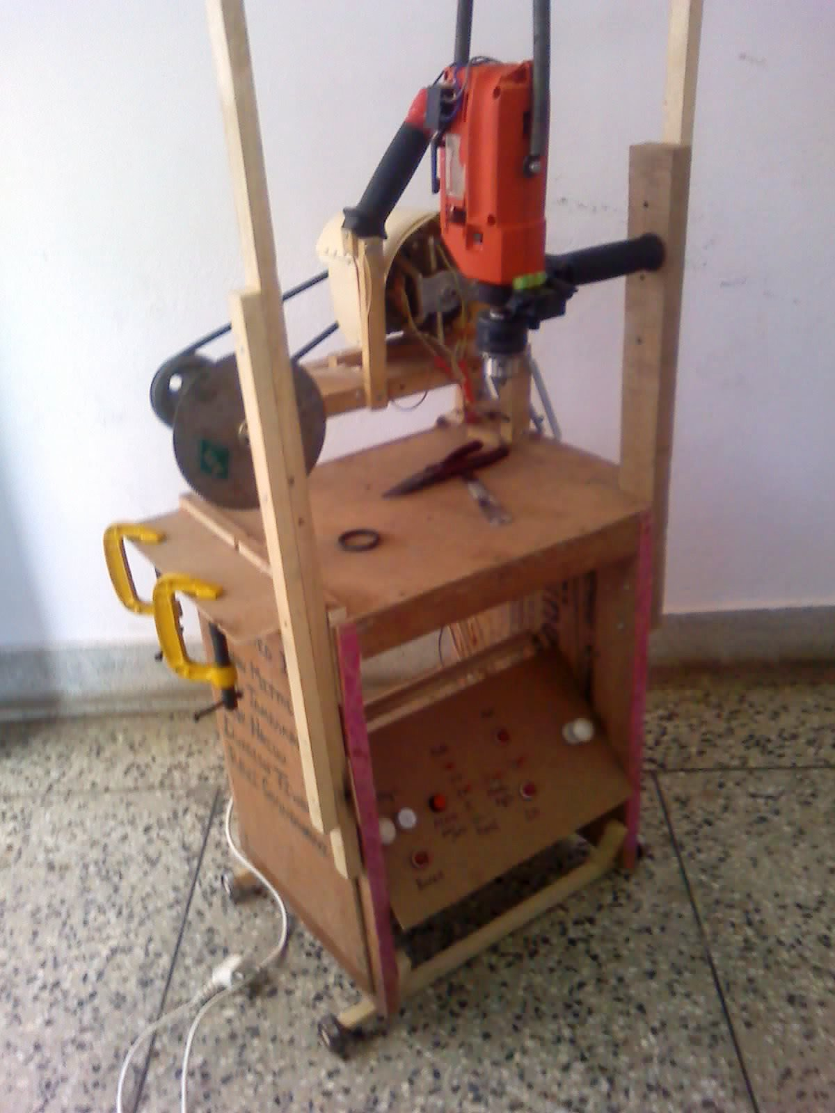 Best out of e waste multi functioning cutting tool as for Best out of waste topics