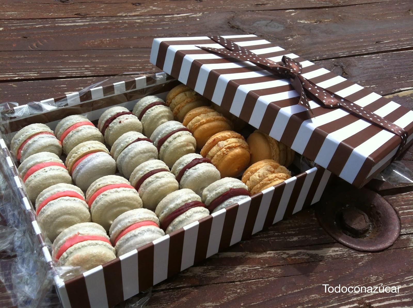 Macarons Fáciles