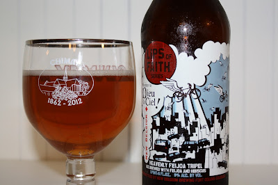 New Belgium / Dieu du Ciel! Heavenly Feijoa Lips of Faith