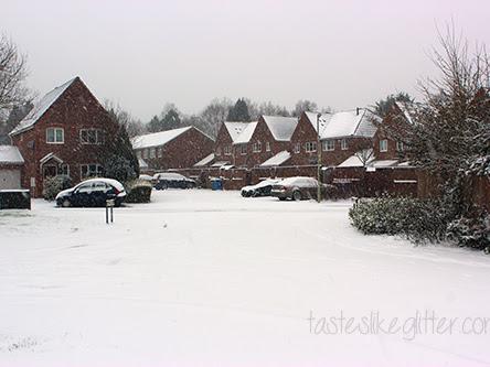18/365 - It's Definitely Winter Now.