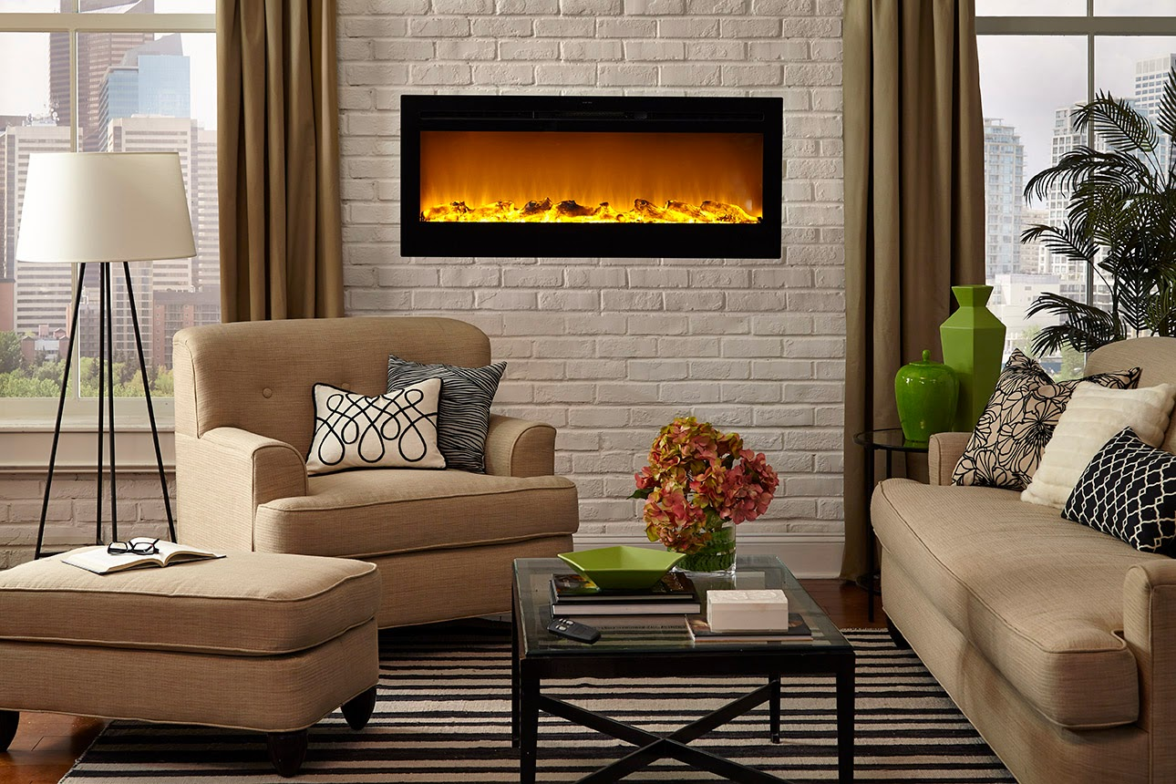 electric fireplaces pictured here sideline electric fireplace by via 4