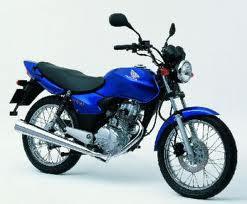As moto mais roubadas em 2011